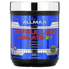 AllMax Nutrition Citrulline Malate 300 грамм