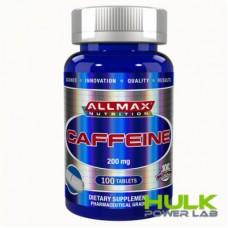 AllMax Nutrition Caffeine 100 таблеток