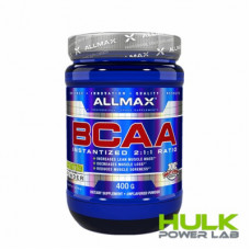 AllMax Nutrition ВСАА 2:1:1 400 грамм