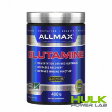 AllMax Nutrition Glutamine 400 грамм