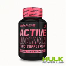 BioTech Active Woman 60 таблеток