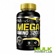 BioTech Mega Amino 3200 100 tab