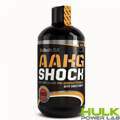BioTech AAKG Shock 1000 ml