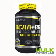 BioTech BCAA+B6 200 таблеток