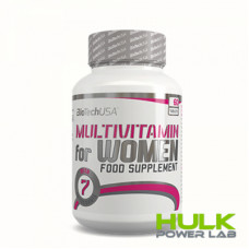 Biotech Multivitamin for Women 60 таблеток