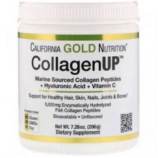 California Gold Nutrition CollagenUP 206 г