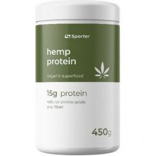 Sporter Hemp protein 450 грамм