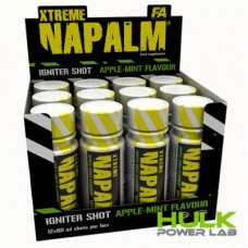 Fitness Authority Xreme Napalm Shot