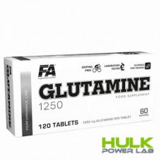 FA Glutamine-1250 120tab