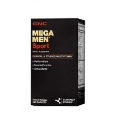 GNC Mega Men Sport 180 капсул