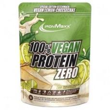 IronMaxx 100 % Vegan Protein Zero 500 грамм