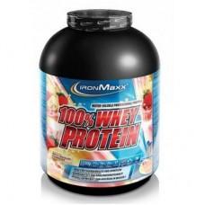 IronMaxx 100% Whey Protein 2350 грамм