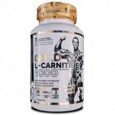 Kevin Levrone Gold L-Carnitine Tartrate 1000 мг 60 таблеток