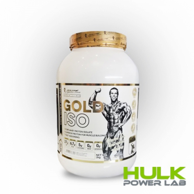 Kevin Levrone Gold iso whey 2000 г