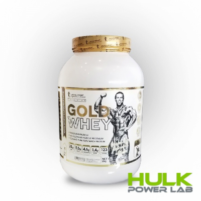 Kevin Levrone Gold whey 2000 г