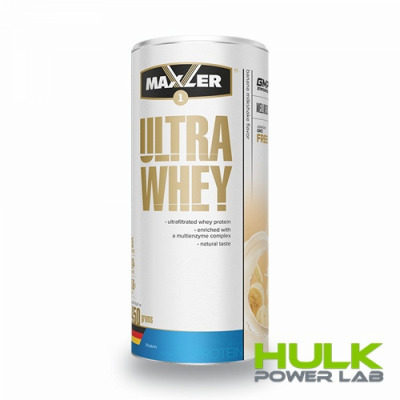 Maxler Ultra Whey 450g