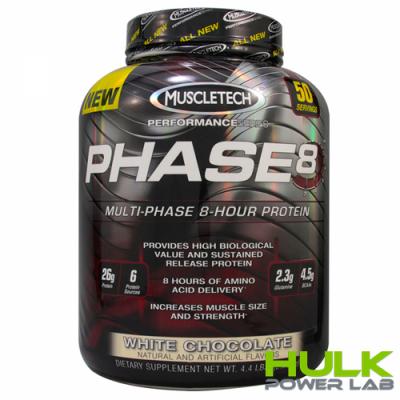 Muscletech Phase 8 2000 g