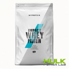 Myprotein Impact Whey Protein 2,5 кг