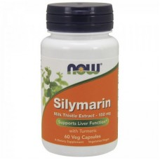 Now Foods Silymarin 150 мг 60 капсул
