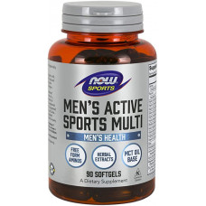 NOW Men's Extreme Sports Multi Softgels