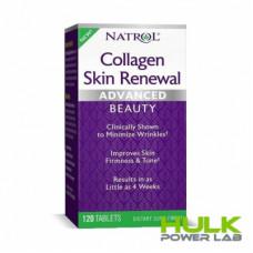 Natrol Collagen Skin Renewal 120 таблеток