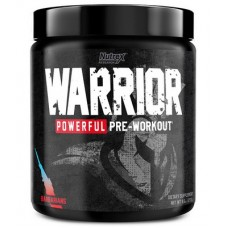 Nutrex Warrior Pre-Workout