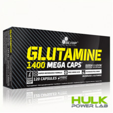 Olimp Labs Glutamine Mega Caps 1400 120 caps