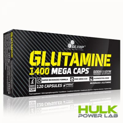 Olimp Labs Glutamine Mega Caps 1400 120 caps
