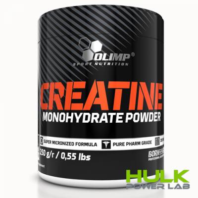 Olimp Creatine monohydrate powder 250 грамм