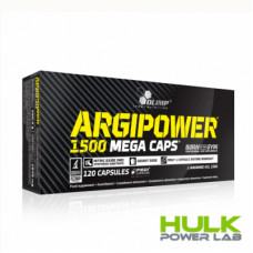 Olimp Argi Power 1500 Mega Caps 120 капсул