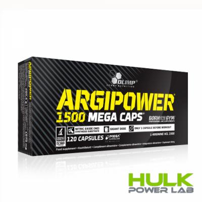 Olimp Argi Power 1500 Mega Caps 120 капсул