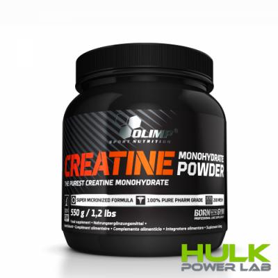 Olimp Creatine Monohydrate Powder 550 грамм