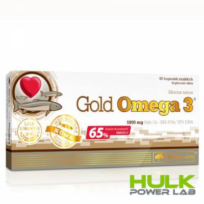 Olimp Gold Omega-3 60 капсул