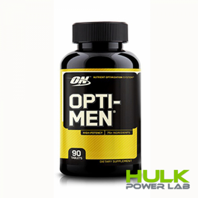 Optimum Nutrition Opti-Men 90 таблеток