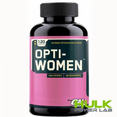 Optimum Nutrition Opti-Women 120 капсул