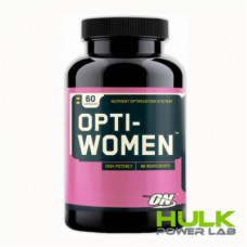 Optimum Nutrition Opti-Women 60 капсул
