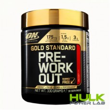 Optimum Nutrition Gold Standart Pre-Workout 330 g