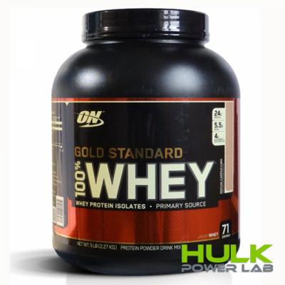 Optimum Nutrition Gold Standard 100% Whey 2,27 кг