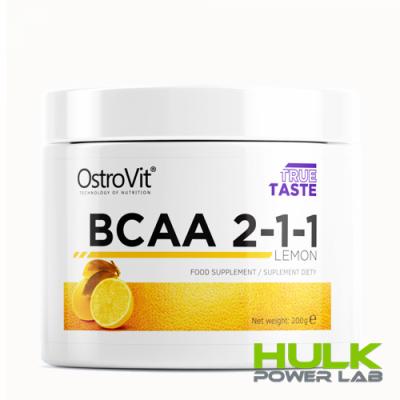 OstroVit BCAA 2-1-1 200 g