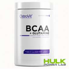 OstroVit BCAA + L-Glutamine 500 г
