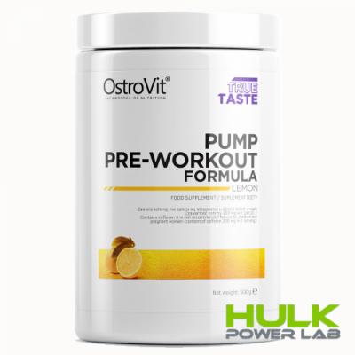 OstroVit PUMP Pre-Workout 500 g
