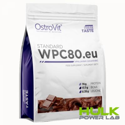 OstroVit Standart WPC80.eu 900 g