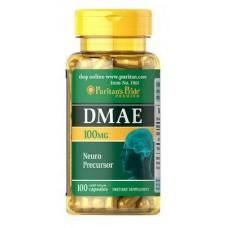 Puritan's Pride DMAE 100 мг 100 капсул