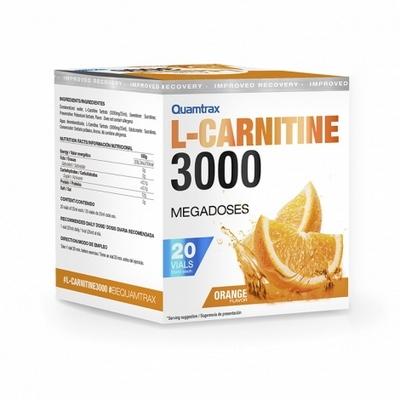 Quamtraх L-карнитин 3000 мг