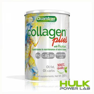 Quamtrax Collagen Plus with Peptan 350 г