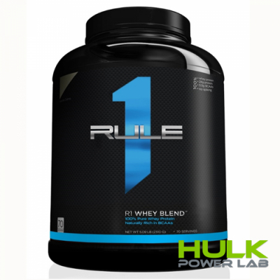 Rule One R1 Whey Blend 2310 g