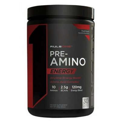 Rule One Pre-Amino energy