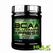 Scitec Nutrition BCAA + Glutamine Xpress 300 г
