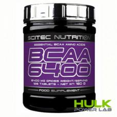 Scitec Nutrition BCAA 6400 125 таб.