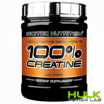 Scitec Nutrition 100% Creatine 300 g
